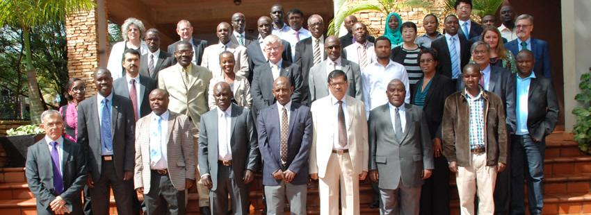 Expert Group Meeting 22-23 October 2015, Kampala, Uganda